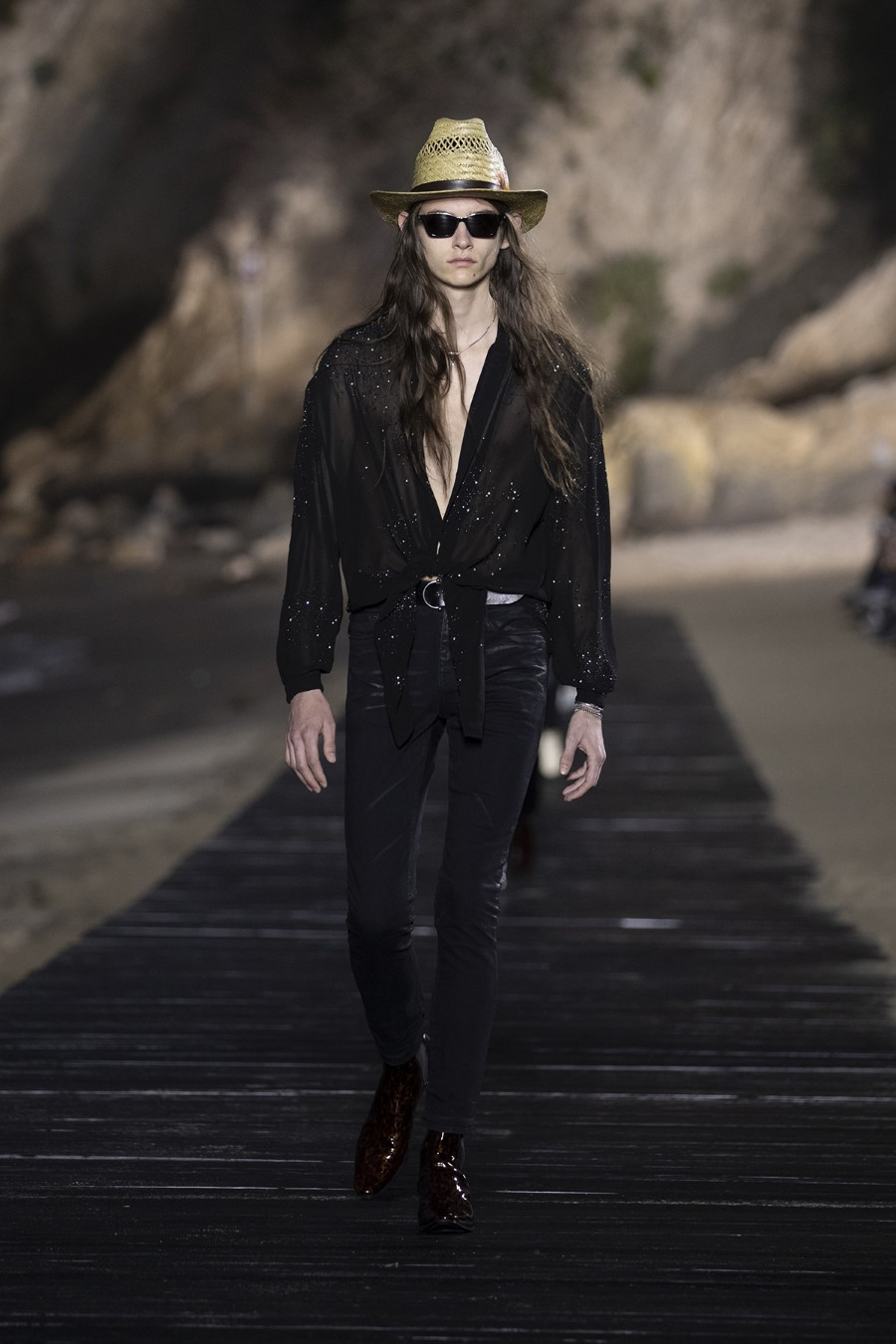 Saint Laurent - Printemps-Été 2020 - Los Angeles