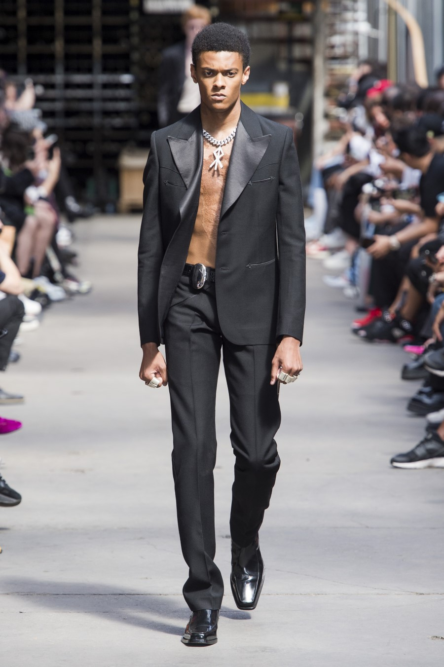 Sankuanz - Printemps-Été 2020 - Paris Fashion Week