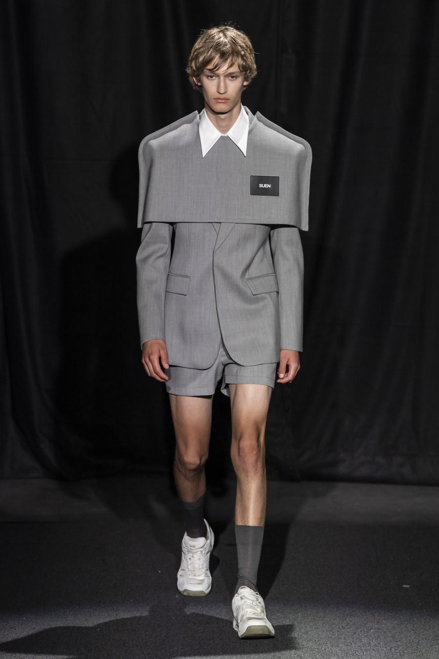 Sean Suen - Printemps-Été 2020 - Paris Fashion Week