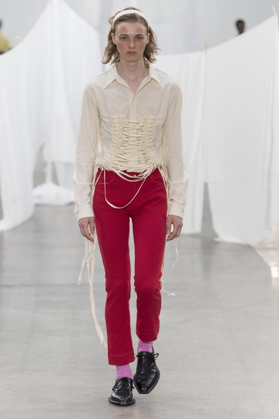 Stefan Cooke - Printemps-Été 2020 - London Fashion Week Men's