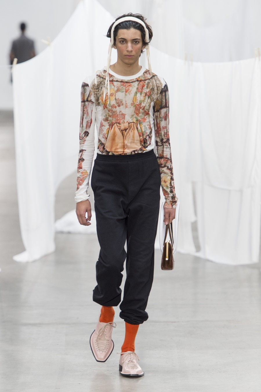 Stefan Cooke - Printemps-Été 2020 - London Fashion Week Men's