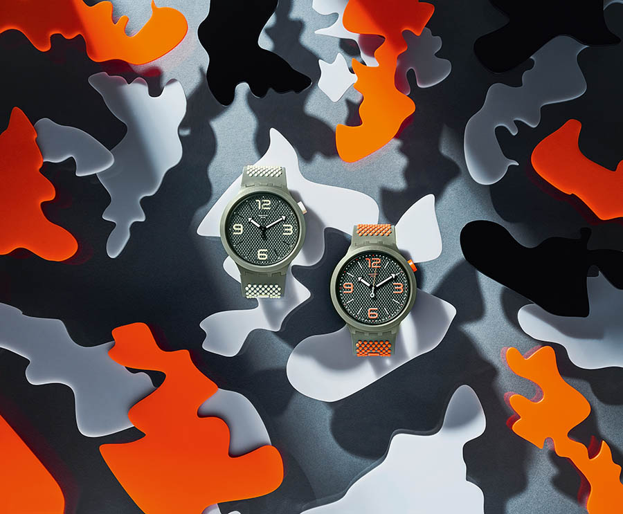 Swatch Big Bold Collection