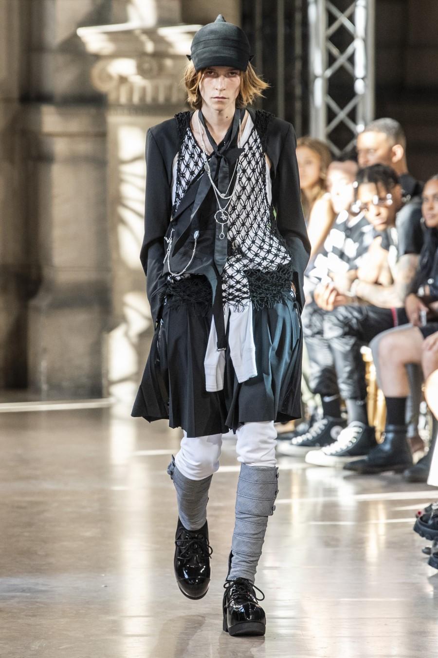 Takahiromiyashita The Soloist - Printemps-Été 2020 - Paris Fashion Week