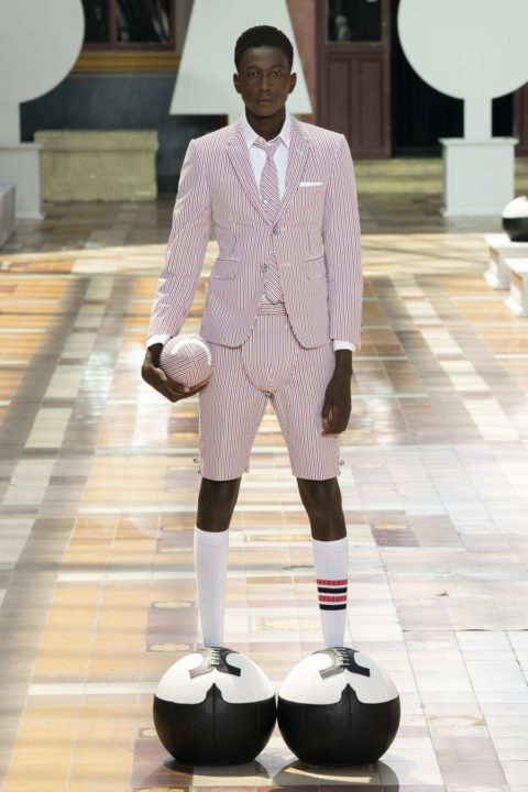 Thom Browne - Printemps-Été 2020 - Paris Fashion Week