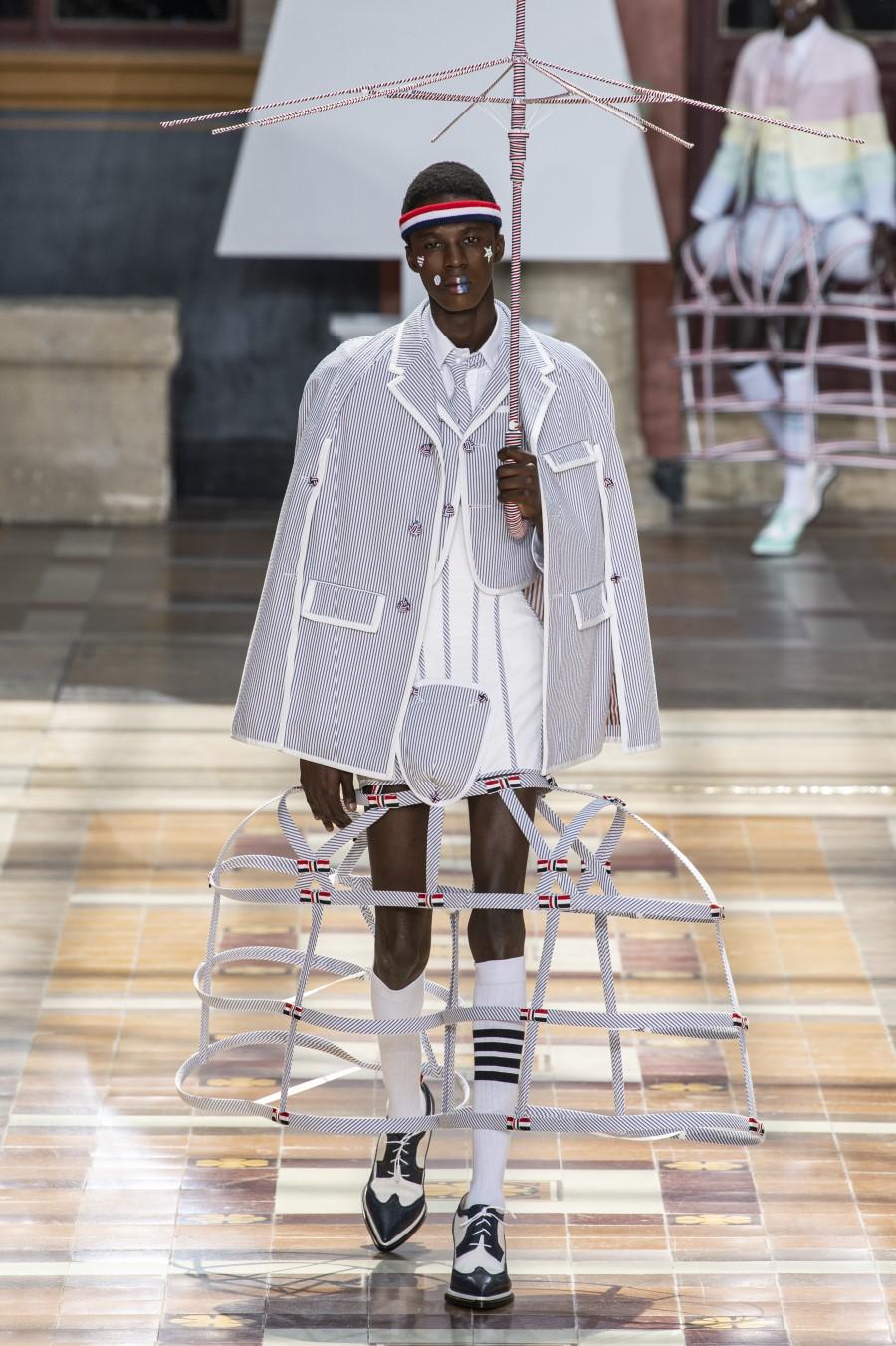 Thom Browne - Printemps-Été 2020 - Paris Fashion Week