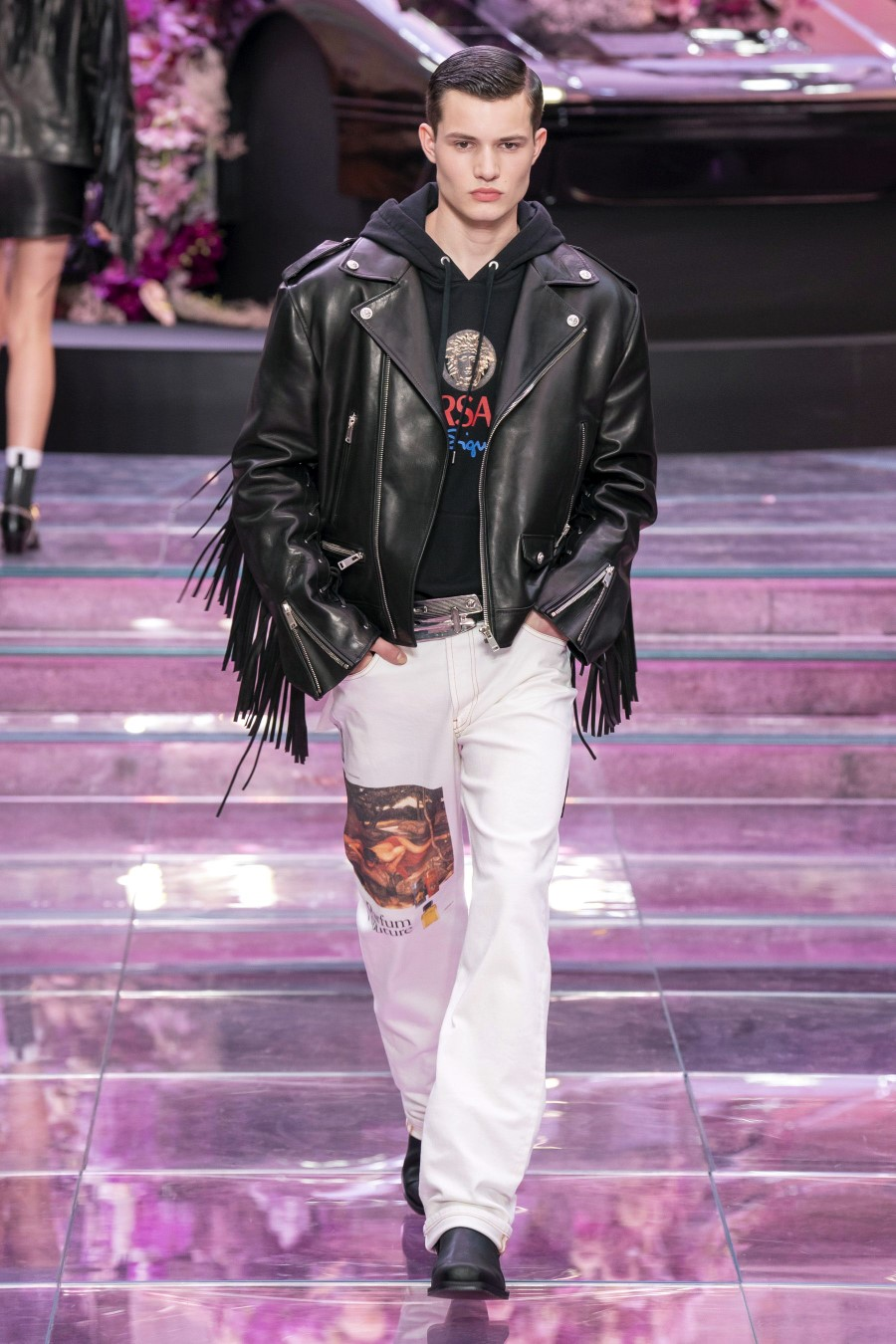 Versace - Printemps-Été 2020 - Milan Fashion Week