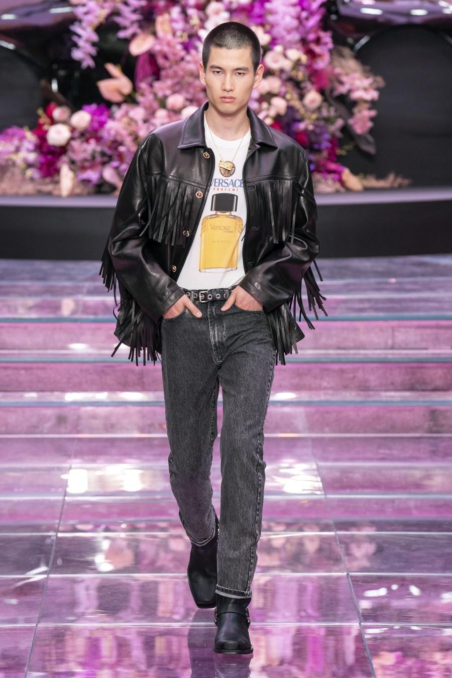 Versace - Printemps-Été 2020 - Milan Fashion Week