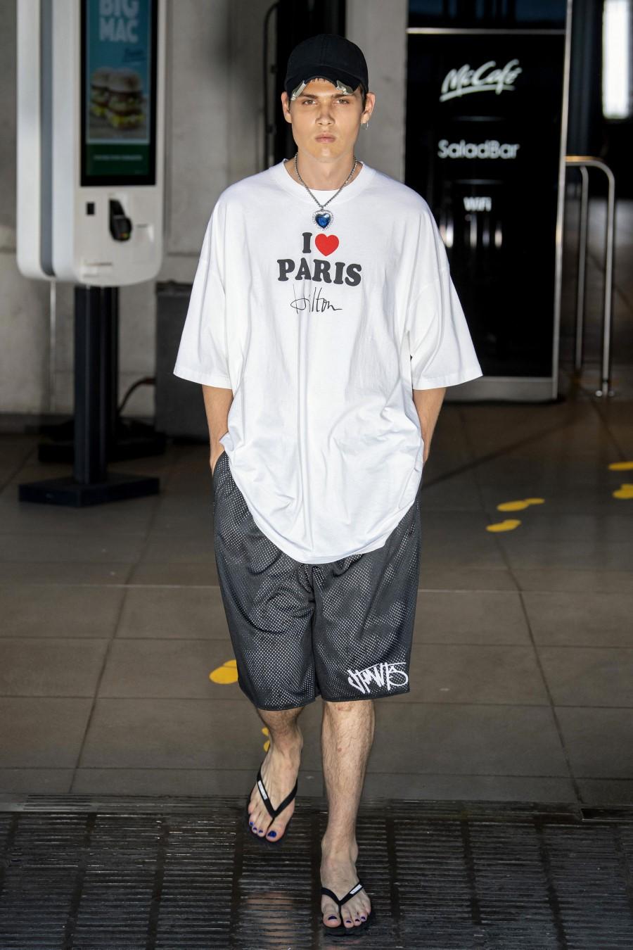 Vetements - Printemps-Été 2020 - Paris Fashion Week
