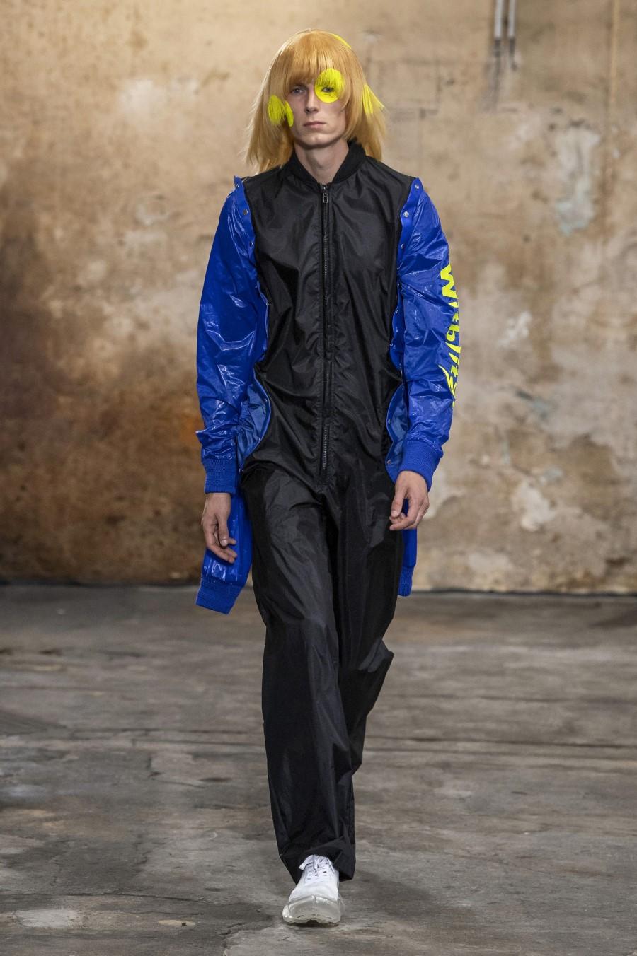 Walter Van Beirendonck - Printemps-Été 2020 - Paris Fashion WeekWalter Van Beirendonck - Printemps-Été 2020 - Paris Fashion Week