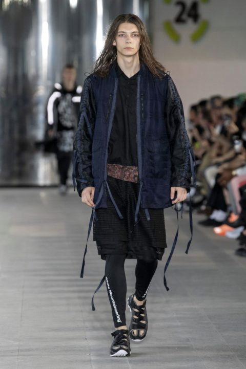 White Mountaineering - Printemps-Été 2020 - Paris Fashion Week