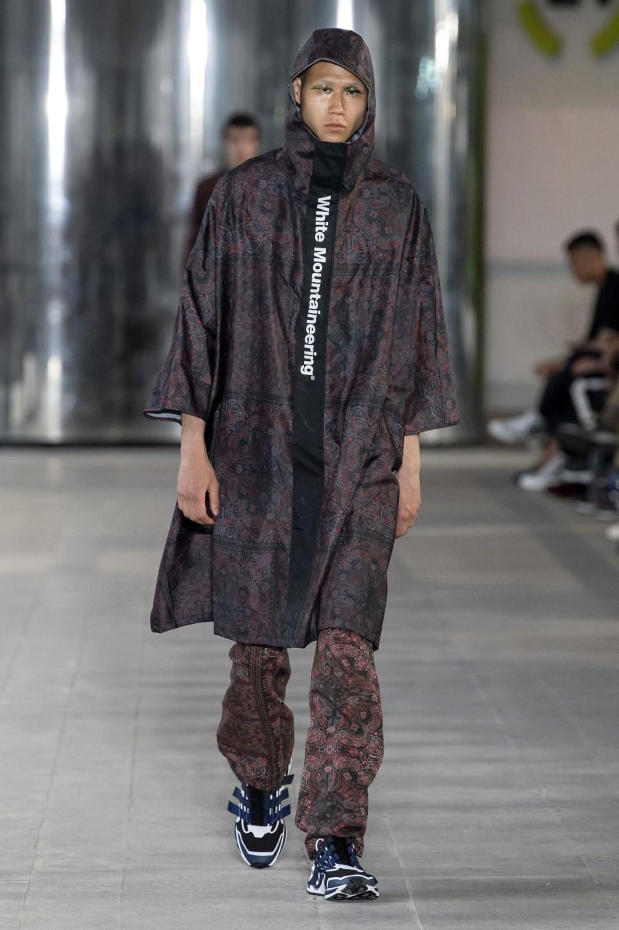 White Mountaineering - Printemps-Été 2020 - Paris Fashion Week