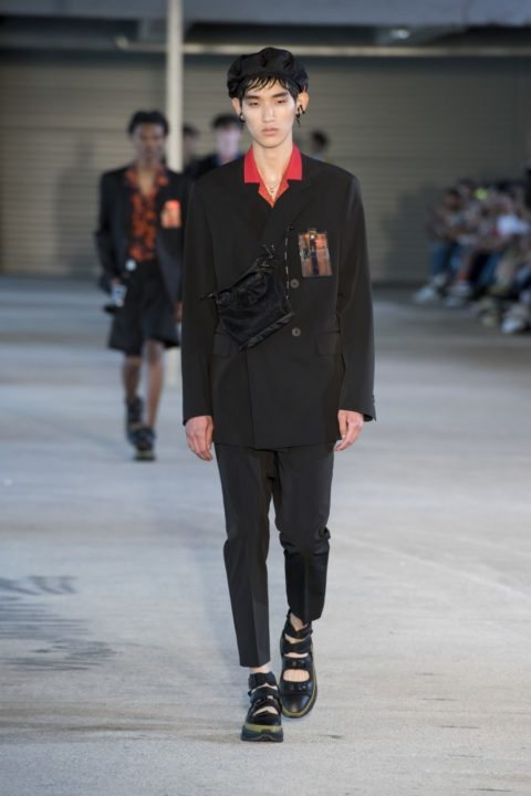 Wooyoungmi - Printemps-Été 2020 - Paris Fashion Week