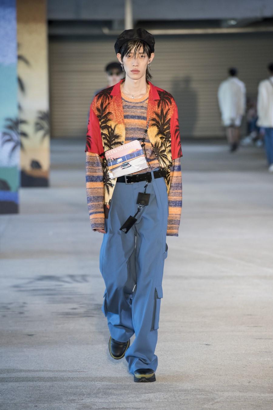 Wooyoungmi - Printemps-Été 2020 - Paris Fashion Week