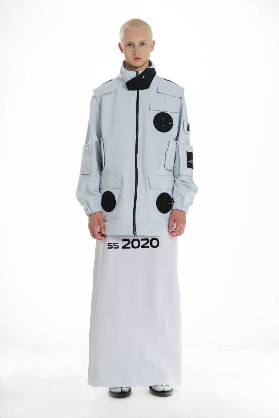 Xander Zhou - Printemps-Été 2020 - London Fashion Week Men's