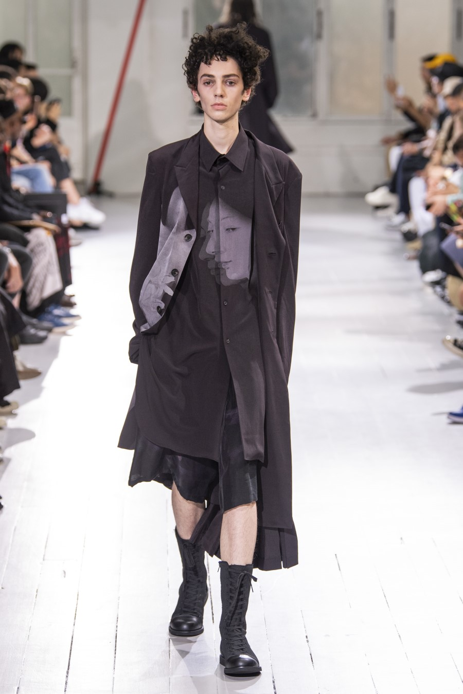 Yohji Yamamoto - Printemps-Été 2020 - Paris Fashion Week
