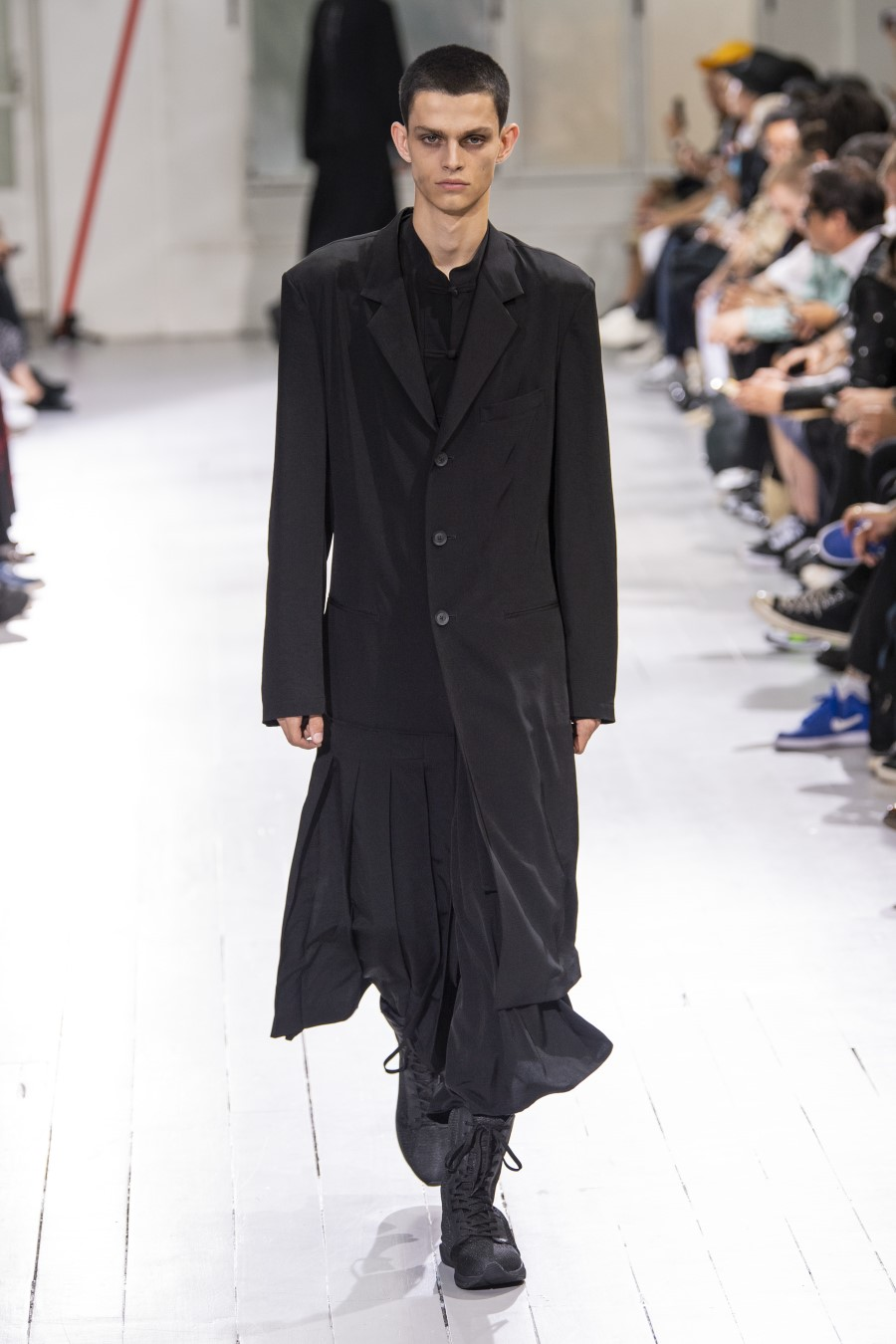 Yohji Yamamoto - Printemps-Été 2020 - Paris Fashion Week
