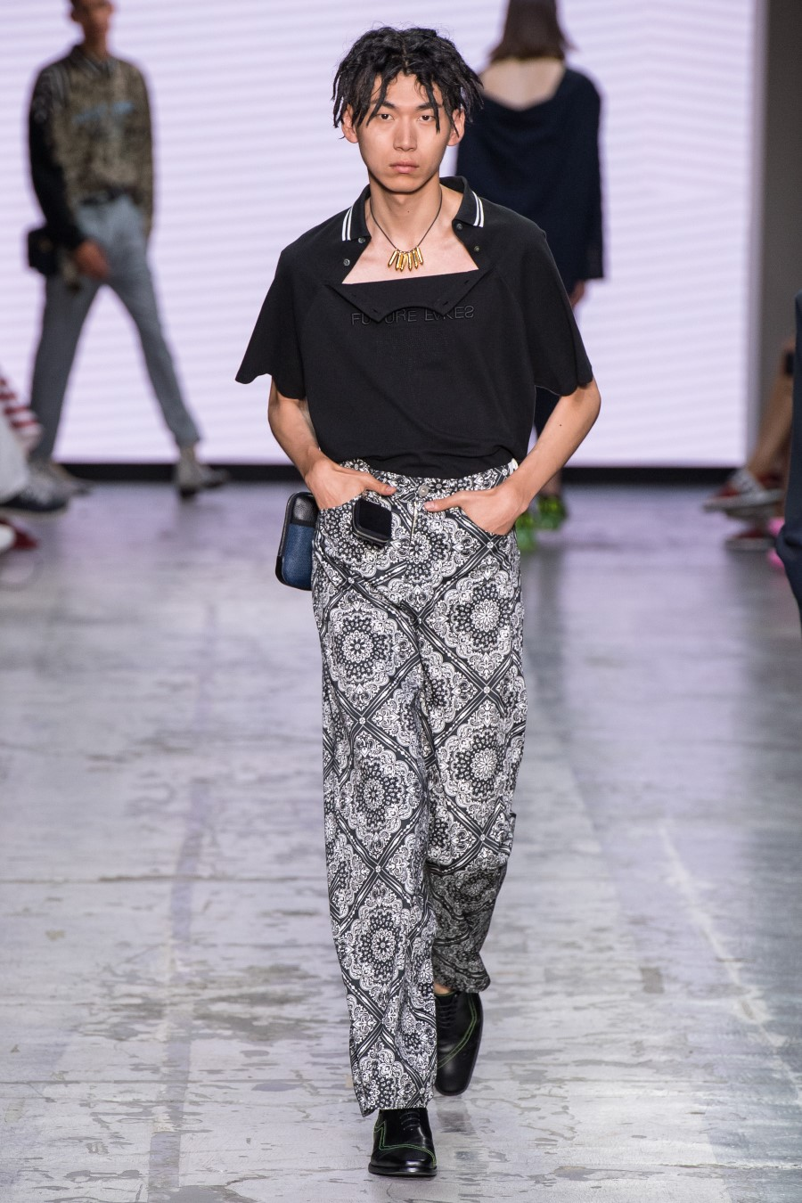 Youser - Printemps-Été 2020 - Milan Fashion Week