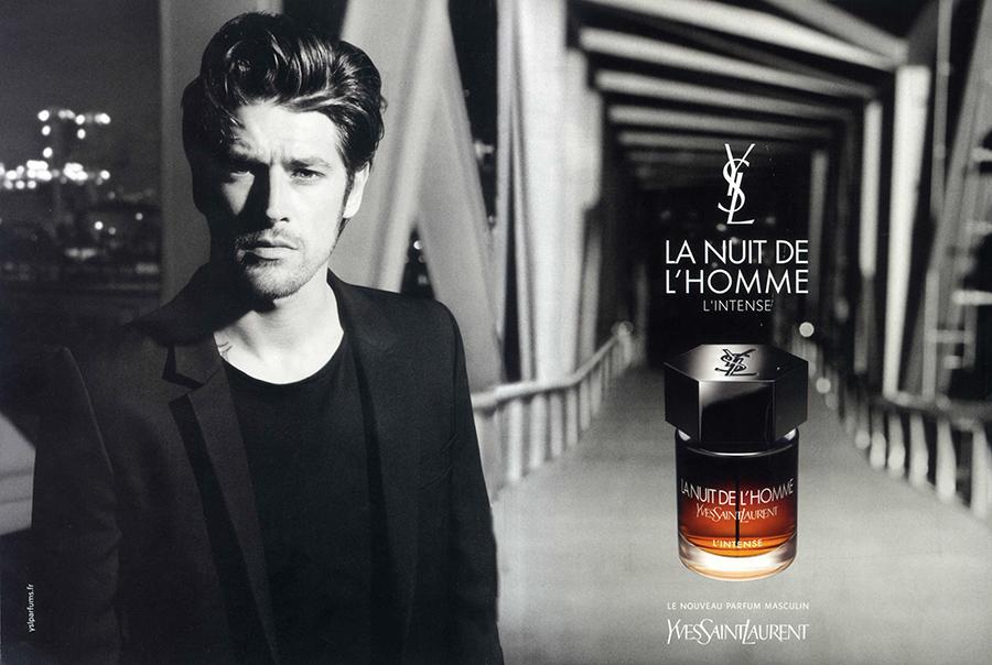 Yves Saint Laurent - La Nuit de l'homme Eau de Parfum 2019 x Vinnie Woolston
