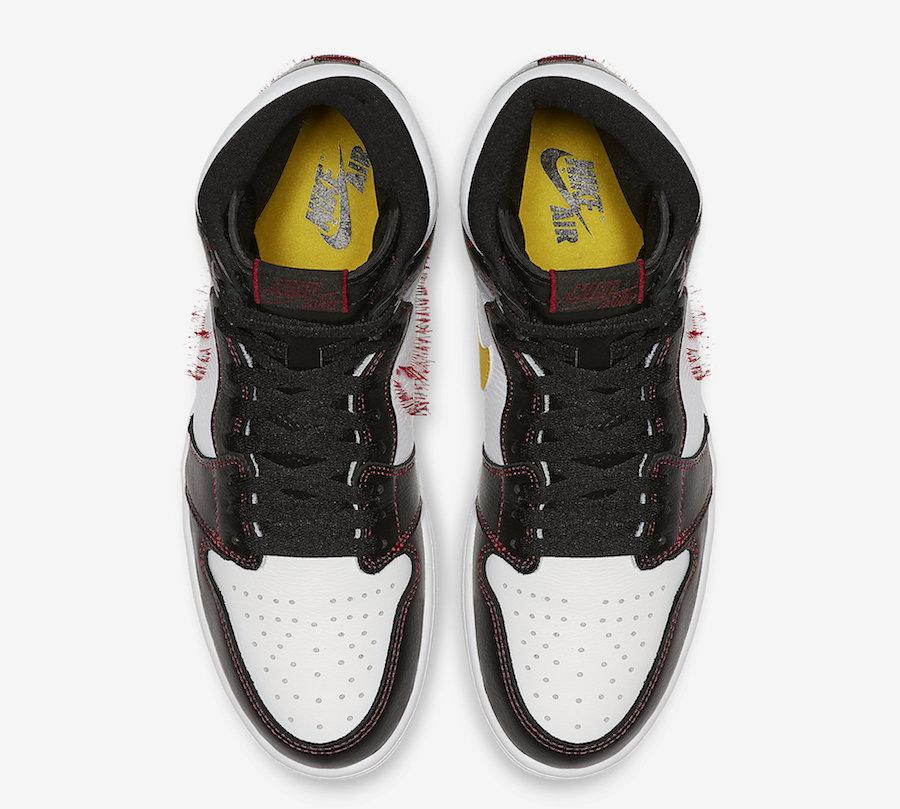 Air Jordan 1 Deconstructed