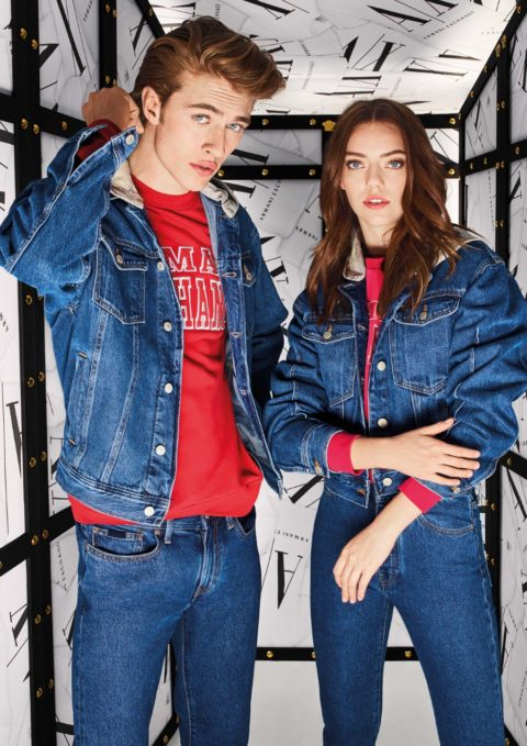Armani Exchange Campagne Automne-Hiver 2019-2020