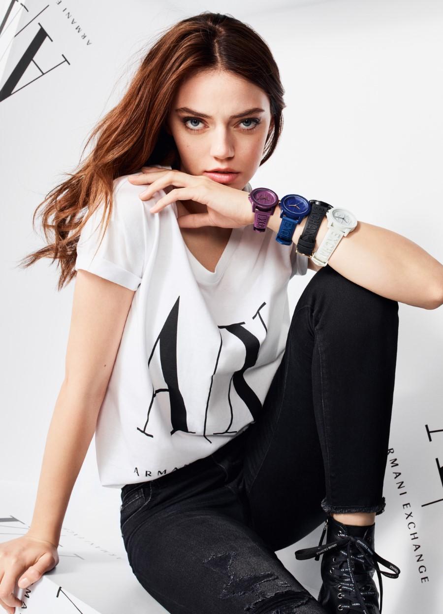 Armani Exchange Campagne Automne-Hiver 2019-2020