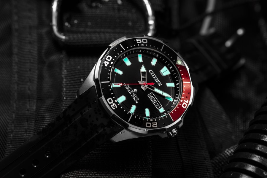 CITIZEN WATCH Promaster Marine Super Titanium