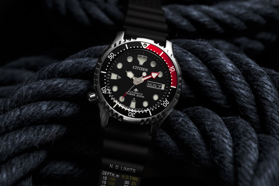 CITIZEN WATCH Promaster Mecanical Diver