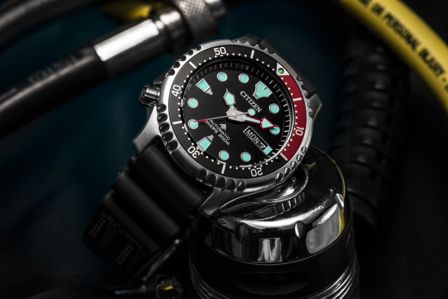 CITIZEN WATCH Promaster Mecanical Diver