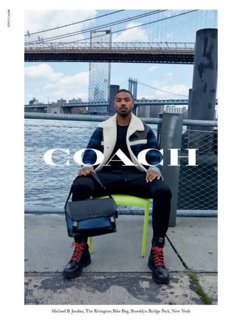 Coach Campagne Automne-Hiver 2019-2020