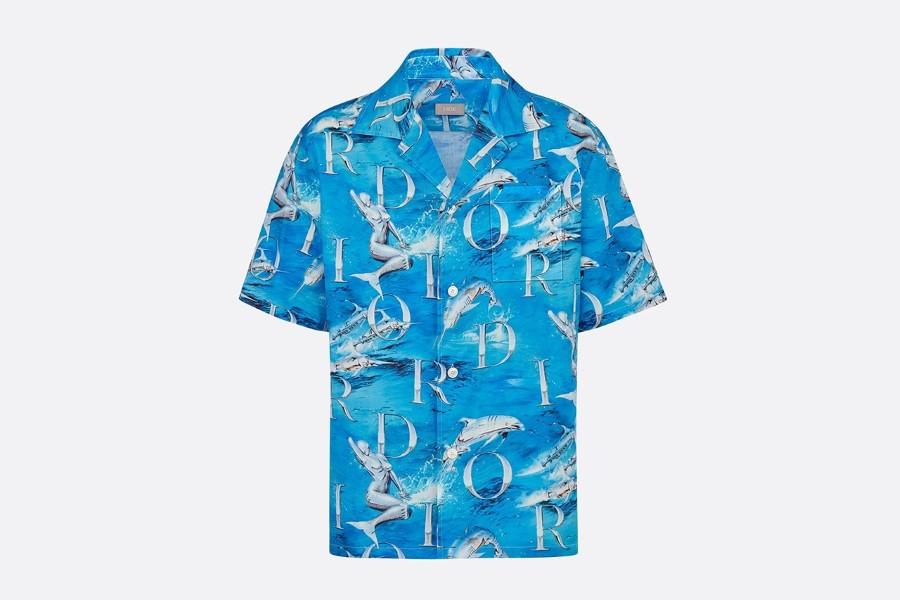 Dior Men Collection Beachwear x Hajime Sorayama
