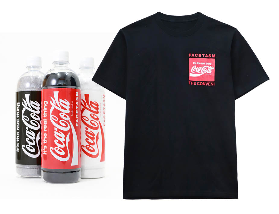 FACETASM x Coca-Cola x THE CONVENI