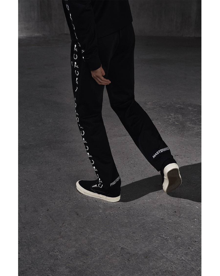 Fred Perry x MASTERMIND by END