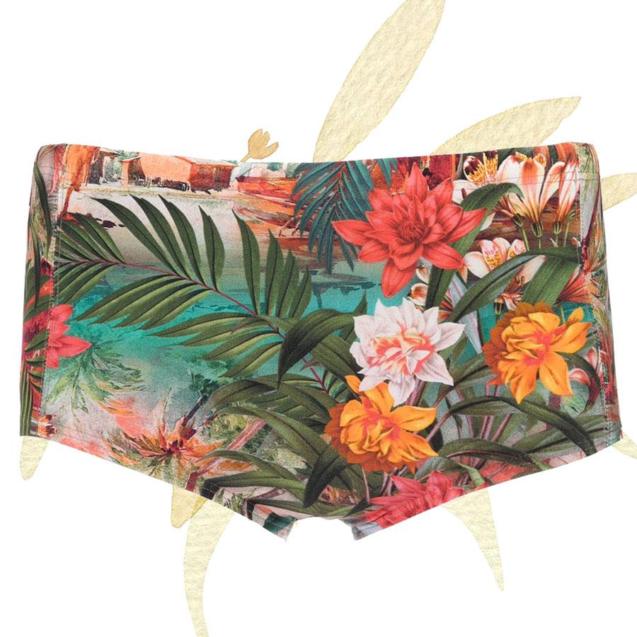 Tendance ÉTÉ 2019 - Beachwear Flowers LYGIA & NANNY