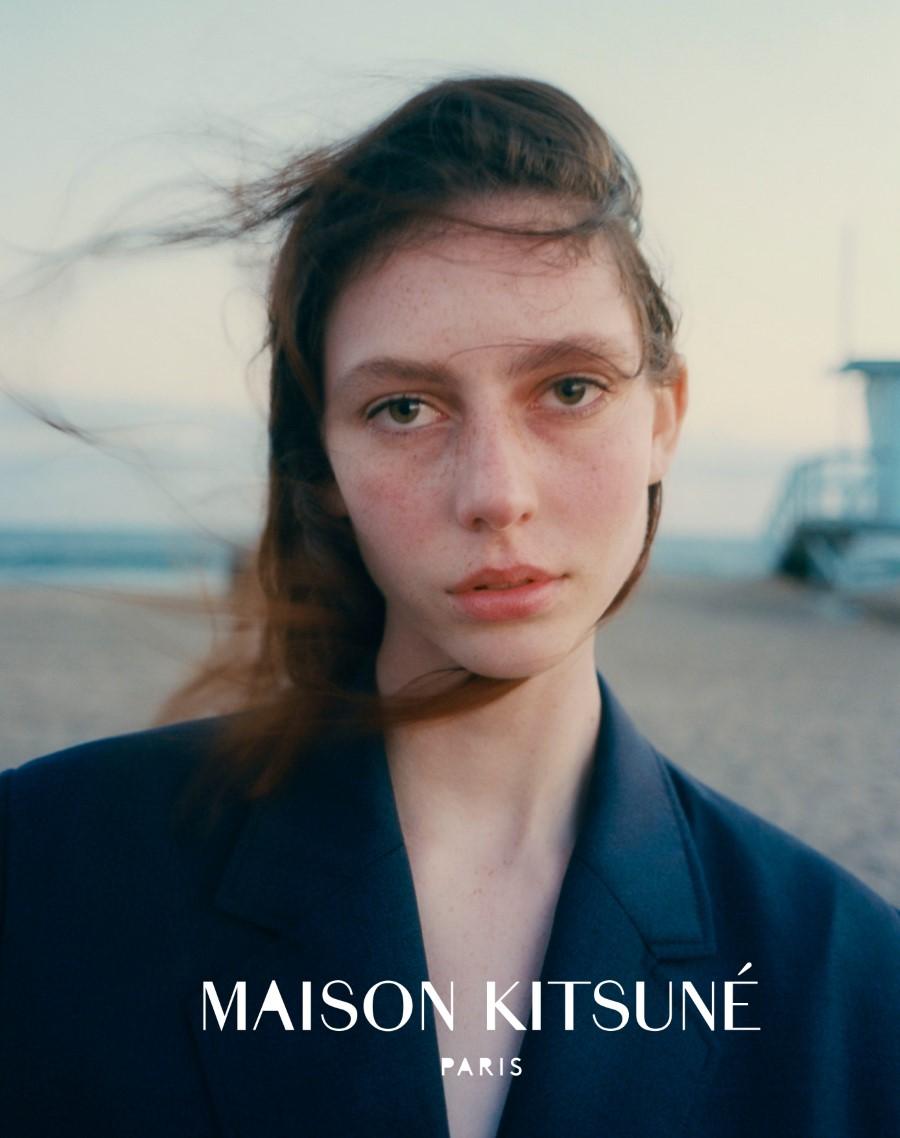 Maison Kitsuné Campagne Automne-Hiver 2019-2020 par Yuni Ahn
