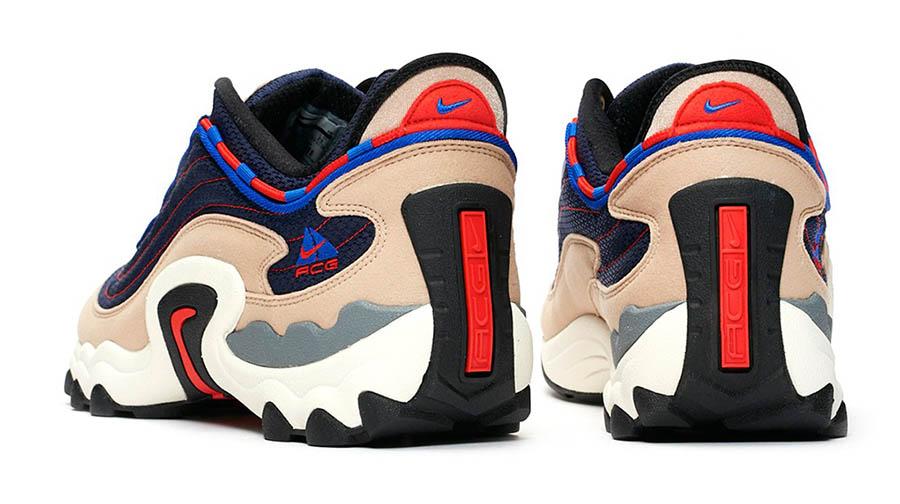 Nike ACG Air Skarn Sand & Racer Blue