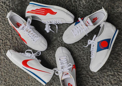 Nike Cortez x Shoe Dog