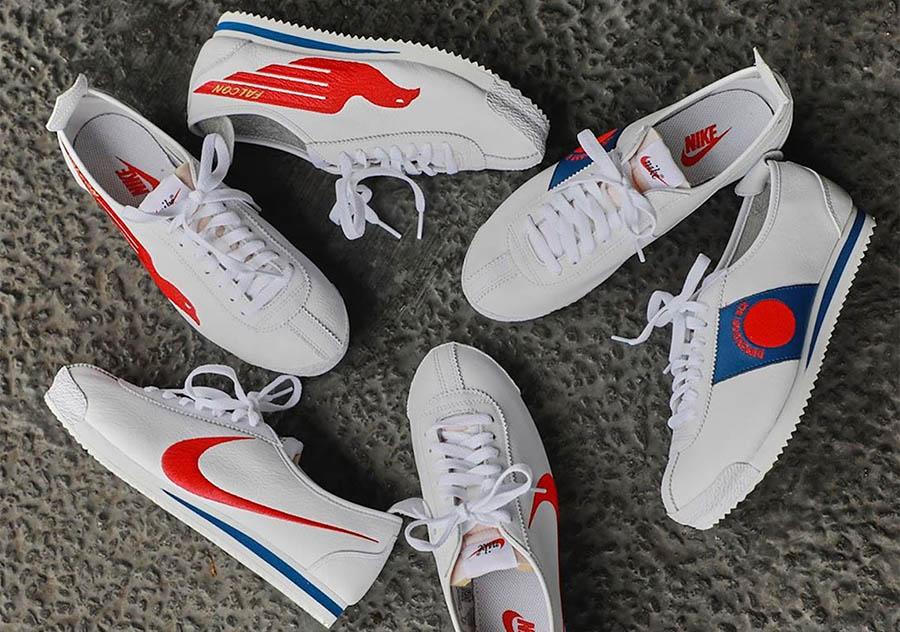 Nike Cortez x Shoe Dog