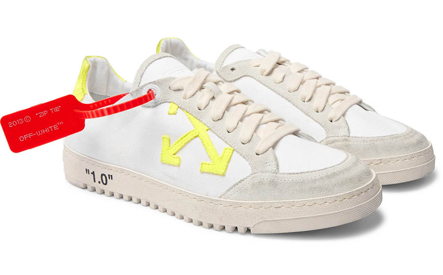Off-White 2.0 Distressed