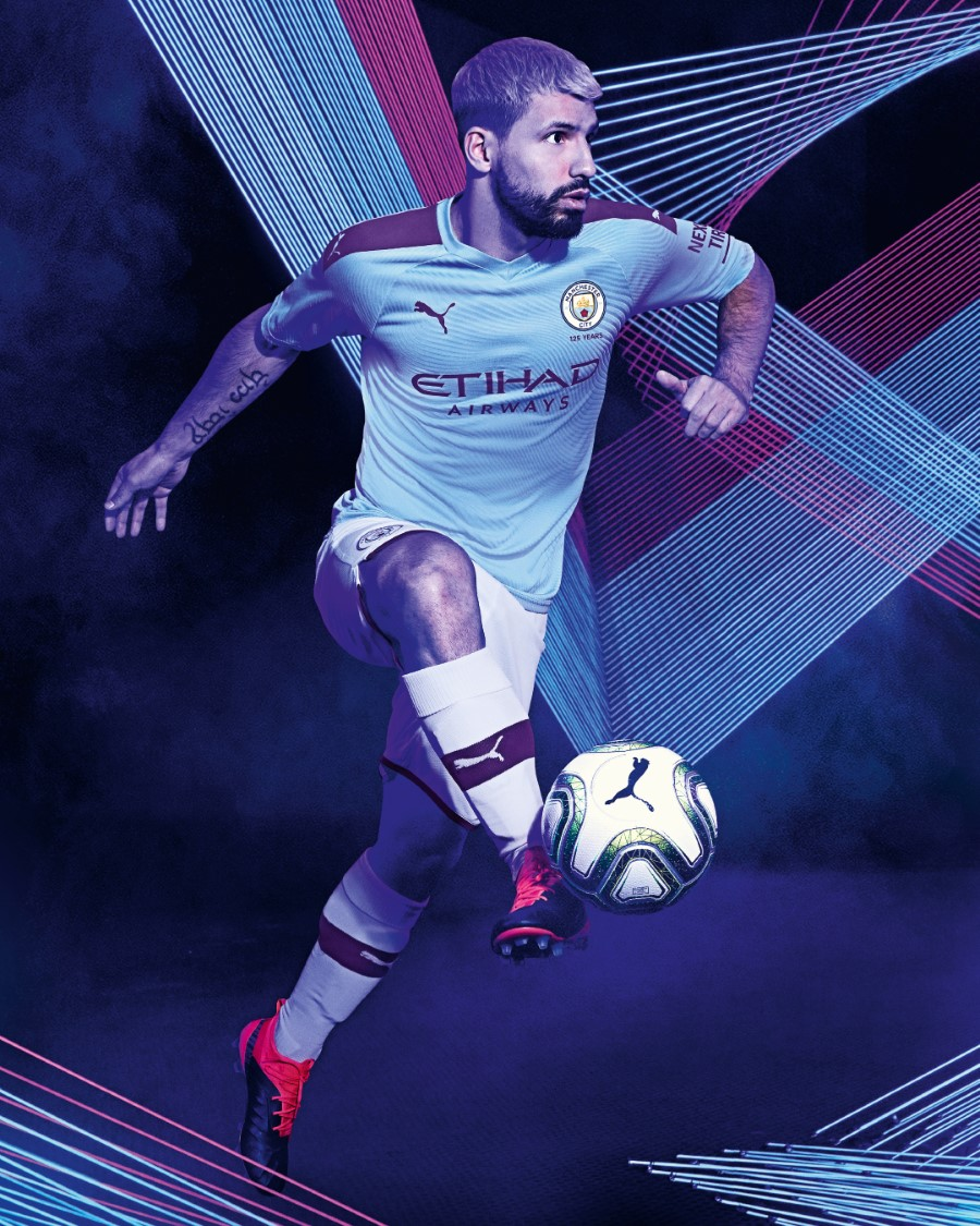 PUMA Football x Manchester City Home Kit 2019-2020