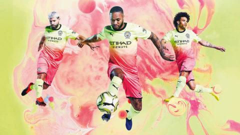 PUMA Football x Manchester City - Third kit 2019-2020