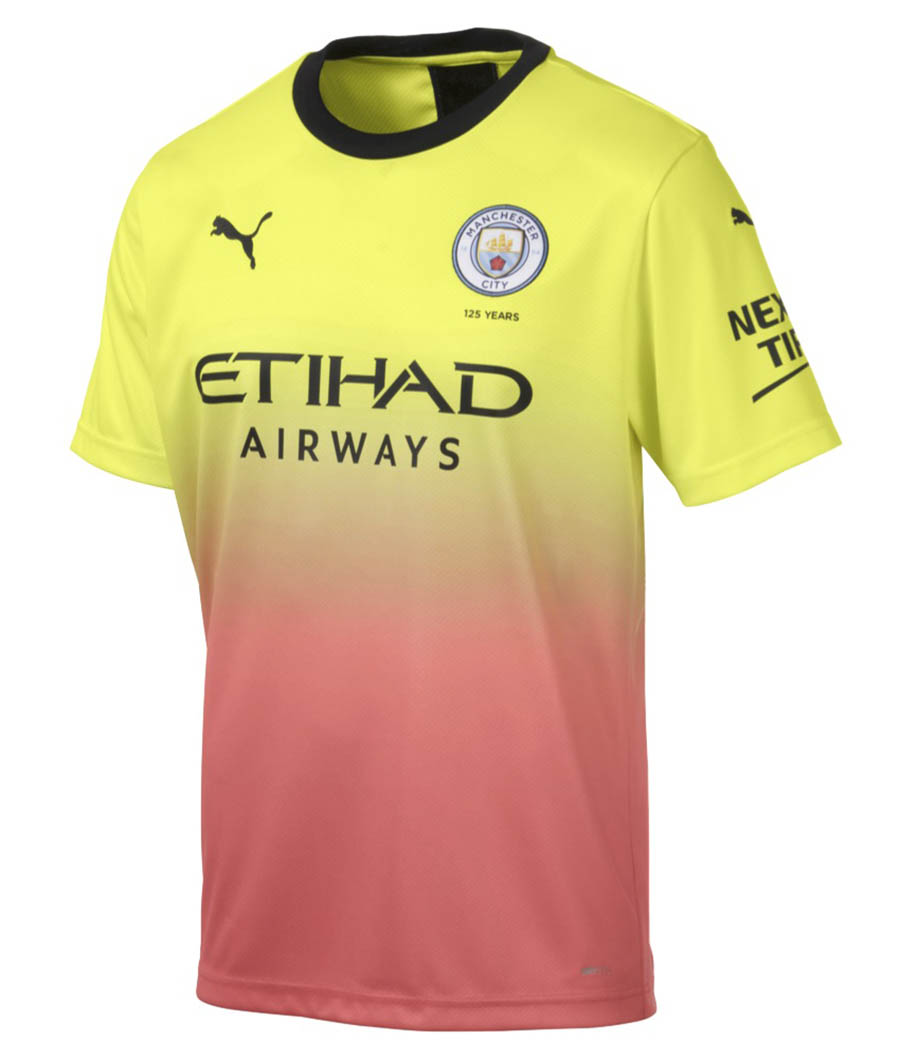 PUMA Football x Manchester City - Third kit 2019-2020