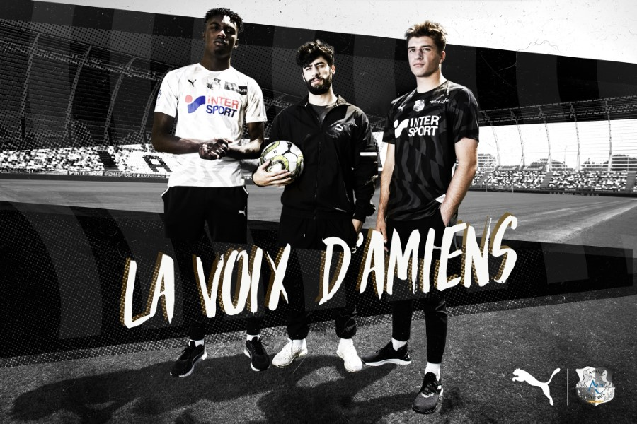 PUMA x Amiens SC - Saison 2019-2020