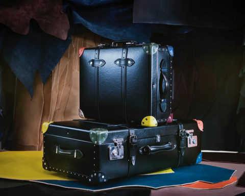 Paul Smith x Globe-Trotter Seconde Éditio