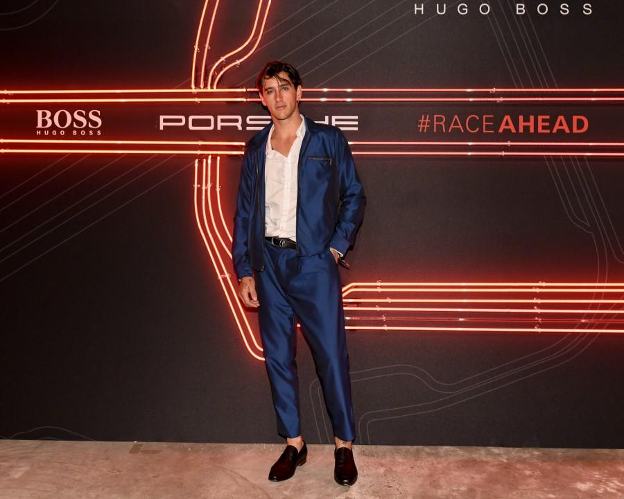 Porsche x BOSS Automne-Hiver 2019 - Austin Augie
