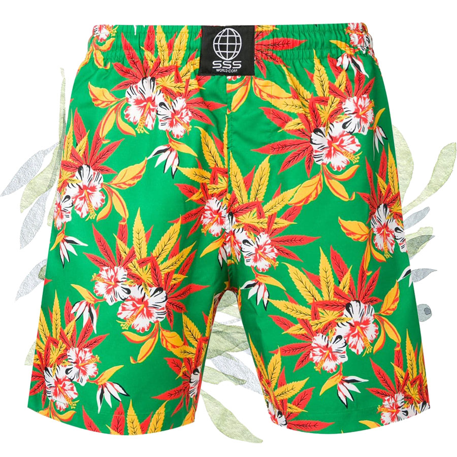 Tendance ÉTÉ 2019 - Beachwear Flowers SSS WORLD CORP