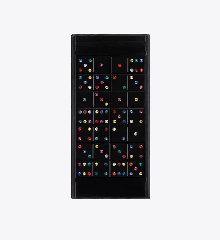 Saint Laurent Rive Droite Collection goodies 006 - Domino Cristaux