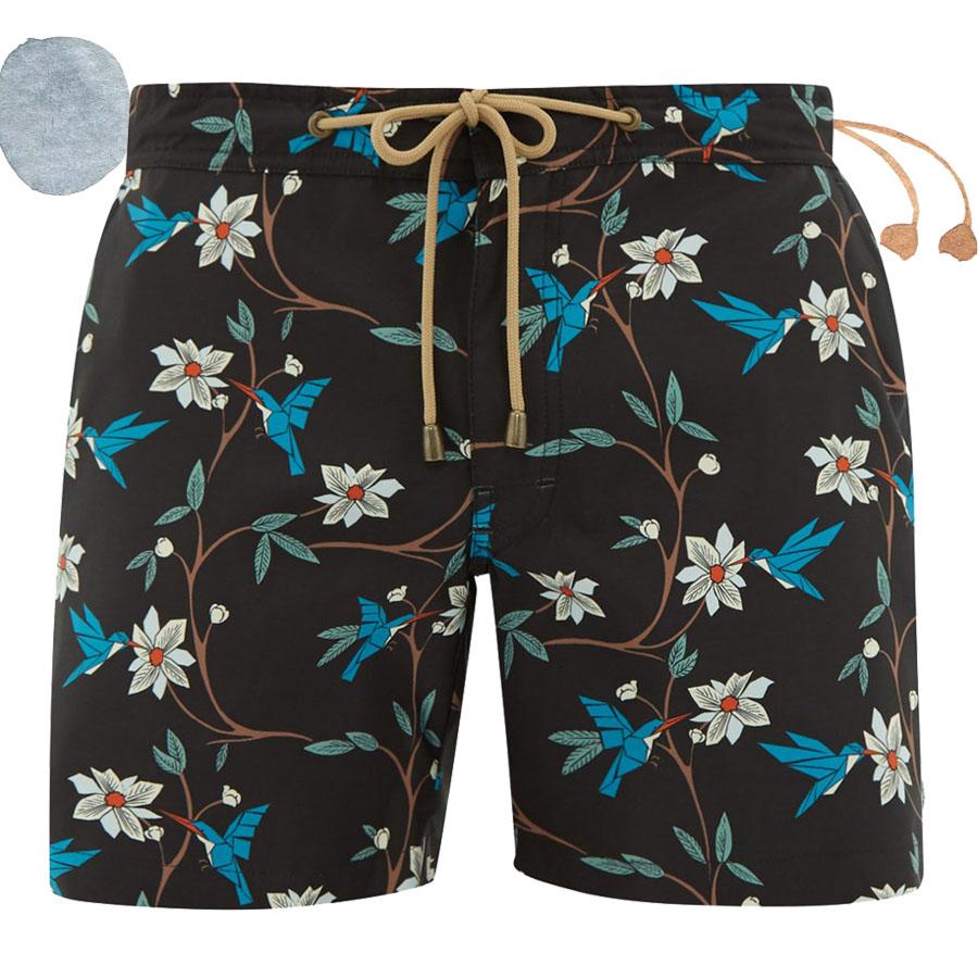 Tendance ÉTÉ 2019 - Beachwear Flowers THORSUN