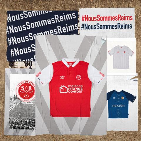 Umbro x Stade de Reims Saison 2019-1920