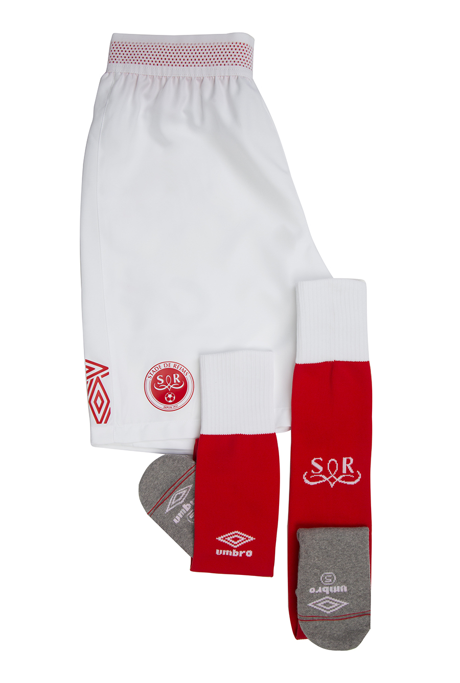 Umbro x Stade de Reims Saison 2019-1920 - Kit Home