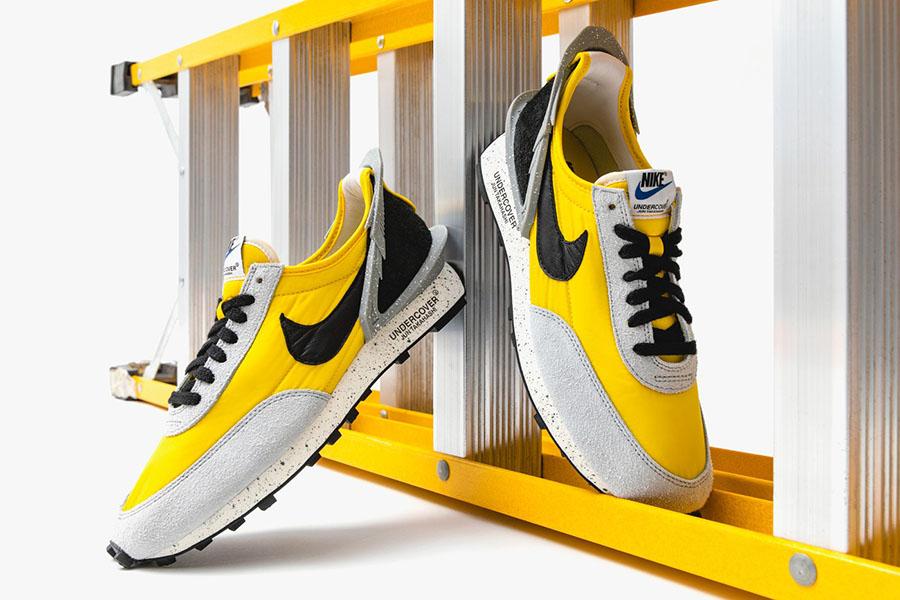 Undercover x Nike Daybreak Bright Citron